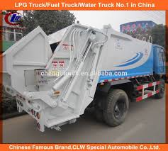 100 Garbage Truck Manufacturers Dongfeng Compactor 14cbm Used Compactor S