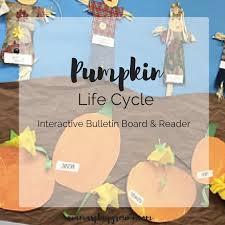 Kindergarten Pumpkin Patch Bulletin Board by Kindergarten Archives