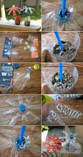 15 Plastic Bottles DIY Ideas A Second Life