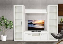wohnzimmer komplett set b medinaceli 4 teilig farbe weiß