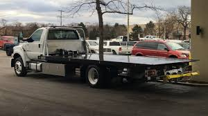 F750 Rollback Tow Truck Trucks For Sale