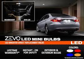 zevo led bulbs bright lifetime warranty style safety