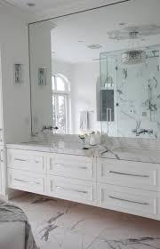Frameless Bathroom Mirrors Sydney by Custom Made Mirrors Sydney High Quality Quick Installation