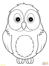 Just Arrived Free Coloring Pages Owls Printable In Pretty Owl 7394