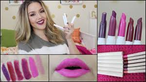 Colour Pop Lippie Stix | Review + Swatches Huge Colourpop Haul Lipsticks Eyeshadows Foundation Palettes More Colourpop Blushes Tips And Tricks Demo How To Apply A Discount Or Access Code Your Order Colourpop X Eva Gutowski The Entire Collection Tutorial Swatches Review Tanya Feifel Ultra Satin Lips Lip Swatches Review Makeup Geek Coupon Youtube Dose Of Colors Full Face Using Only New No Filter Sted Makeup Favorites Must Haves Promo Coupon