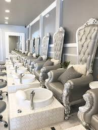 Best 25 Nail Salon Decor Ideas On Pinterest