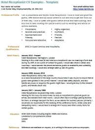 Resume Objective Examples Medical Receptionist Samples For Description Position Sample