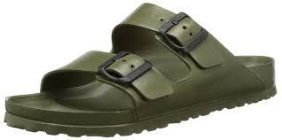 birkenstock arizona men u0027s open toe sandals amazon co uk shoes