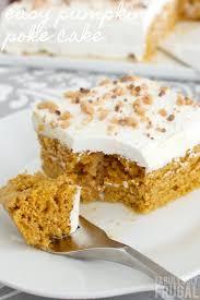 Nordic Ware Pumpkin Cake Pan Recipe by Pumpkin Poke Cake Recipe