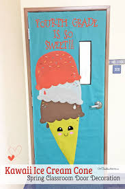 Spring Classroom Door Decorations Pinterest by Here U0027s The Scoop This Is Super Cute And You Can Have The Pictures