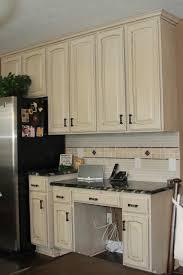 Home Furnitures Sets Antique White Kitchen Cabinet Sets