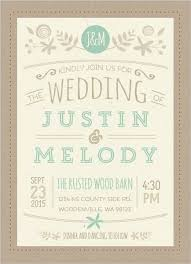 Casual Wedding Invitations Ideas On And Details To Include When Wording Your
