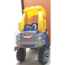 100 Little Tikes Cozy Truck Babies Kids Toys Walkers On Carousell