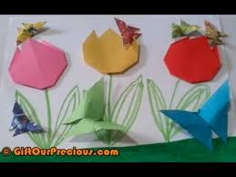 Origami 3D Butterfly