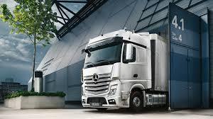 Care-free Driving – Mercedes-Benz Trucks