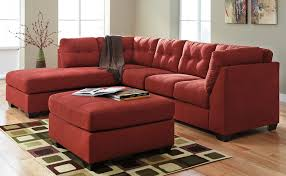 Poundex Bobkona Sectional Sofaottoman by Ashley Maier Sectional With Left Arm Facing Chaise Sienna