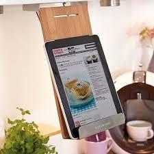 tablette pour cuisine porte livre de cuisine et support pour tablette et