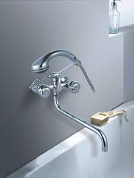 Dripping Bathtub Faucet Single Handle by Fixing Leaky Bathtub Faucet Double Handle Tubethevote