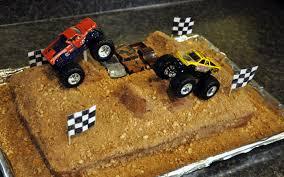 100 Monster Truck Cake Pan Turning Stones Blog Birthday S