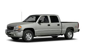 100 2004 Gmc Truck GMC Sierra 1500 SLT 4x4 Crew Cab 57 Ft Box 1435 In WB