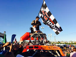 After Finishing The Baja 1000 Off-road Trophy Truck Driver Robby ... The 2017 Baja 1000 Has 381 Erants So Far Offroadcom Blog 2013 Offroad Race Was Much Tougher Than Any Badass Racing Driver Robby Gordon Answered Your Questions Menzies Motosports Conquer In The Red Bull Trophy Truck Gordons Pro Racer Stadium Super Trucks Video Game Leaving Wash 2015 Youtube Bajabob Twitter Search 1990 Off Road Pinterest Road Racing Offroad Robbygordoncom News Set To Start 5th 48th Pictures