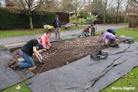 garden design garden design with twelve hundred bulbs to plant by