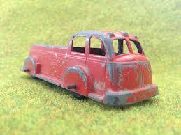 100 Tootsie Toy Fire Truck Toy Pumper Engine Old Die Cast Model O