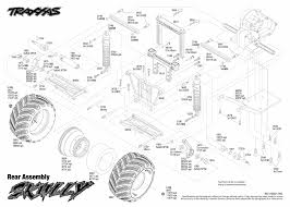 Exploded View: Traxxas Skully Monster Truck 1:10 TQ RTR - Rear Part ... Monster Tracker Parts List Check Out Legendary Truck Grave Digger Today At Bay City Parts Car Bsd Redcat Page 1 Hobby Station Buy New Rc 4pcsset 110 Tire Tyres For Traxxas I8mt 4x4 18 Rtr Or Team Integy Jurassic Attack Trucks Wiki Fandom Powered By Wikia And Buggy From Ecx Hot Wheels Year 2016 Jam 124 Scale Die Cast Real Mini Sale Luxury Pro Line Madness 21 Vintage Release Whlist Big Squid Brandonlee88 On Deviantart 2nd Most Dangerous Sports Advanceautopartsmonsterjam