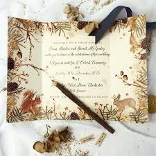 35 Wonderful Woodland Wedding Ideas