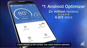Clean Master Memory Booster  Android IPhone Windows Phone