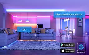 govee wifi led 5m smart rgb led streifen app