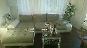 sofa wohnlandschaft zu verkaufen bequem fernsehen die