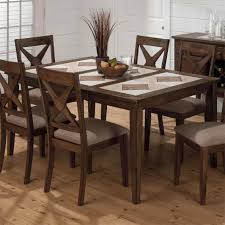 mexican tile top dining table dining table chairs