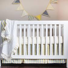Yellow Crib Bedding from Buy Buy Baby