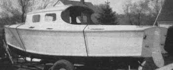 nice rc cabin cruiser boat plans ronia