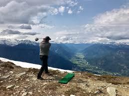 100 Skyward Fairmont Golf Travel Wondrous Whistler Flagstickcom