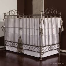 Bratt Decor Crib Used by Casablanca Premier Iron Crib Iron Cribs Metal Cribs Bratt Decor