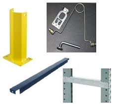 Pallet Rack Accessories And Components