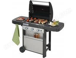 cuisine barbecue gaz campingaz class 3 l 2000015635 pas cher barbecue gaz livraison