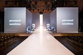 A Catwalk Or Fashion Runway Is The Popular Place For Showcasing Design Especially At Shows Berlin Week