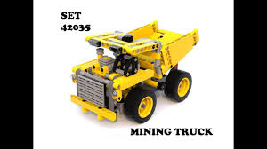 LEGO MINING TRUCK 42035 LDD - YouTube Lego Ideas Lego Cat Ming Truck 797f Motorized City 60186 Heavy Driller Purple Turtle Toys Australia Brickset Set Guide And Database How To Build Custom Set Moc Youtube 4202 Muffin Songs Toy Review Katanazs Most Recent Flickr Photos Picssr Technic 42035 Factory 2 In 1 Ebay Toysrus Big