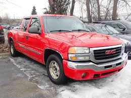 100 2003 Gmc Truck Used GMC Sierra 1500 SLE For Sale In Schaumburg IL