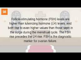 lh blood test normal range what fsh and lh levels indicate menopause