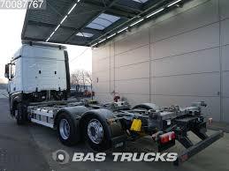 MERCEDES-BENZ Actros 2545 LL 6X2 Retarder Liftachse Powershift Euro ...