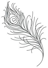 716x998 Peacock Feather Coloring Page Pages Adult