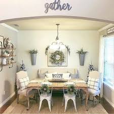 Country Chic Dining Room Ideas by Best 25 Shabby Chic Dining Room Ideas On Pinterest Shabby Chic