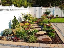 Photos   Topaz Design Group   HGTV Garden With Tropical Plants And Stepping Stones Good Time To How Lay Howtos Diy Bystep Itructions For Making Modern Front Yard Designs Ideas Best Design On Pinterest Backyard Japanese Garden Narrow Yard Part 1 Of 4 Outdoor For Gallery Bedrock Landscape Llc Creative Landscaping Idea Small Stone Affordable Path Family Hdyman Walkways Pavers Backyard Stepping Stone Lkway Path Make Your