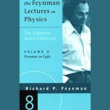 The Feynman Lectures On Physics Volume 8 Light Audiobook Cover Art