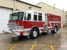 Pierce Enforcer PUC Pumper Fire Truck - Emergency Equipment - EEP