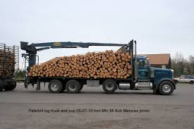 Peterbilt Log Truck And Pup 05-07-10 Iron Mtn Mi Bob Menzies Photo ... East Texas Truck Center Used Trucks For Sale 2016 Kenworth W900l Logging For Sale Rickreall Or Cc Page 4 Bc Logging 19 Jf T800 Peterbilt Peterbilt Log Trucks For Sale In Oregon Archives Best Trucks 2002 Mack Cl713 Tri Axle Log By Arthur Trovei Sons Hayes Manufacturing Company Wikipedia Kraft 3 Axle 1999 400 Gst At Star Loggingtrucks Mack Lt Double Edge Equipment Llc Asset Forestry Western 6900xd Super Heavy Duty Applications